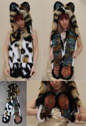 Wild Dog Hoodsonas by The-SixthLeafClover
