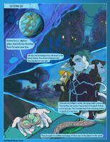 Asteria Six: Page 1 by The-SixthLeafClover