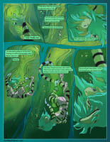 Asteria Six: Page 3. The Promise. by The-SixthLeafClover