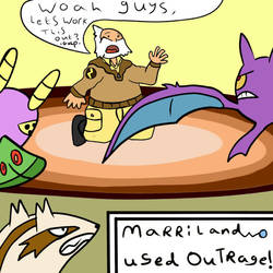 Marriland used Outrage! by adamwoolston
