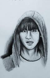V (Kim Taehyung) - BTS by christie174