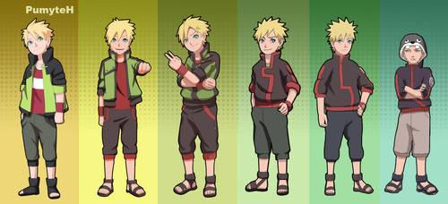 Shinachiku evolution by PumiiH