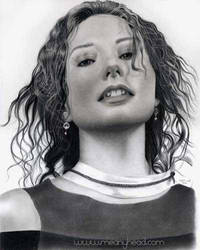 Mrs. Tori Amos by little-faerie-bits