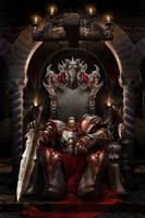 Magic armor. Juggernaut 1 by Leohao73