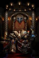 Magic armor. Juggernaut 2 by Leohao73
