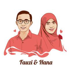 Fauzi-hana-01 by novrian