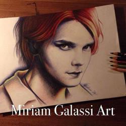 Gerard Way by DeadOceans