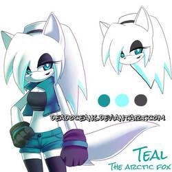 Teal by DeadOceans
