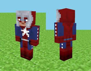 Statesman Minecraft Skin by ShiningamiMaxwell