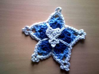 Crochet Wayfinder by ShiningamiMaxwell