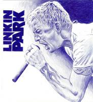Chester Benington-Linkin Park by dark-gates