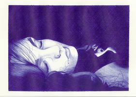 Dream ... (Tamara) by dark-gates