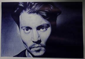 Johnny Depp by dark-gates
