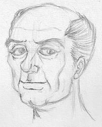 Sketch Face 1 by Mangaboy