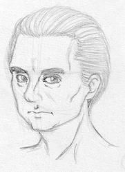 Sketch Face 2 by Mangaboy