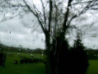 Rain Tears by puddingofdarkness
