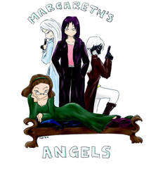 Margareth's Angels by Minamoto