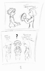 The Secret of An Egg p.1 by Minamoto