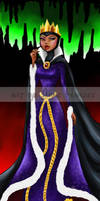 Evil Queen by JunebugHardee