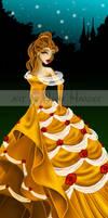 Belle by JunebugHardee