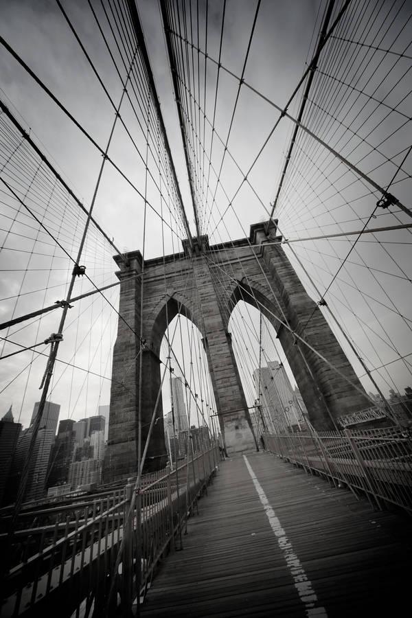 Brooklyn bridge by pol-b