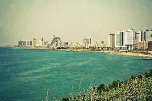 Israeli Coast by emshore