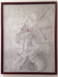 Other drawing by alestriker01