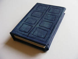 TARDIS Journal by Sombrewood