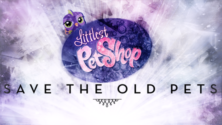 Littlest Pet Shop Save the old LPS (wallpaper) by illumnious