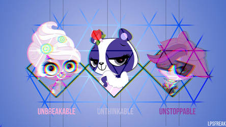 unbreakable,unthinkabel,unstoppable by illumnious