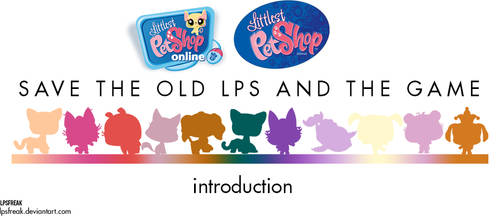 Littlest Pet shop: Save the old LPS and game by illumnious