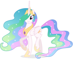 Celestia by illumnious