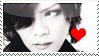 Kai the GazettE Stamp 3 by AllenWalkerHinamori
