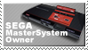 Sega Master System Owner Stamp by JazzaX