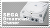 Sega Dreamcast Owner Stamp by JazzaX