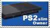 Ps2slim Owner Stamp by JazzaX