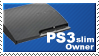 Ps3slim Owner Stamp by JazzaX