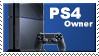 Ps4 Owner Stamp by JazzaX