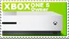 Xboxone S Owner Stamp by JazzaX
