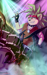 Roll The Drums by JazzaX