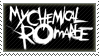 My Chemical Romance Stamp by Fruitily
