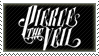 Pierce The Veil Stamp by Fruitily