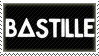 Bastille Stamp by Fruitily
