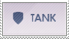 Overwatch Tank Stamp by Fruitily