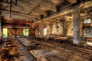 The Planning Mill HDR Workshop by mojomagmajo