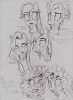Little Mare Friend Of Mine #2 by FlakyFever