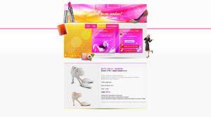 FREE! Allegro layout, fashion + PSD by sheppard100