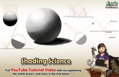 Shading Science - Mink's Tutorials (YouTube) by Minks-Art