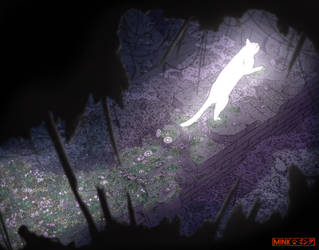 My light by Minks-Art