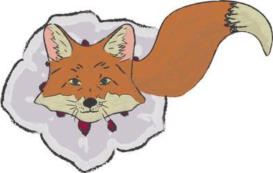 Fox-Laurel Logo by xXArtimisXx